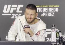 Tim Means UFC 255