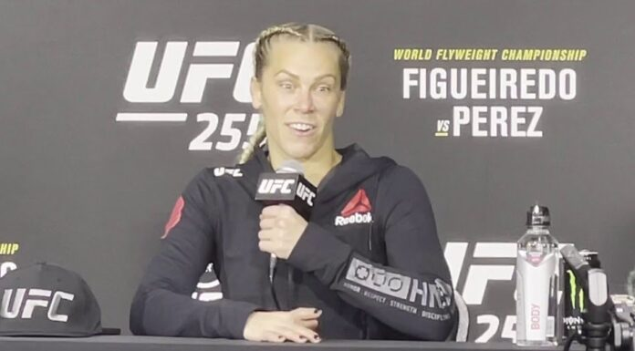 Katlyn Chookagian UFC 255