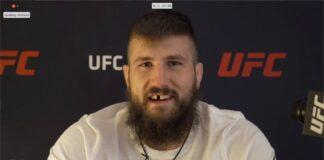 Tanner Boser UFC Vegas 13