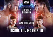 ONE Championship: Inside the Matrix III