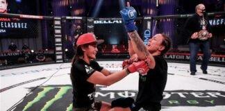 Ilima-Lei Macfarlane and Juliana Velasquez, Bellator 254