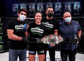 Juliana Velasquez, Bellator MMA
