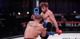 Magomed Magomedov Bellator MMA