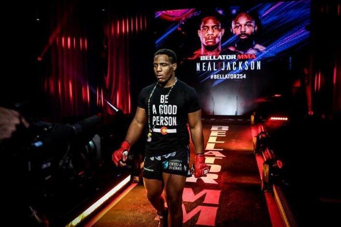 Grant Neal Bellator MMA