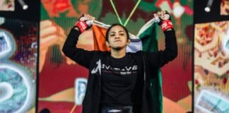 Ritu phogat ONE Championship