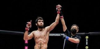 Raimond Magomedaliev ONE Championship