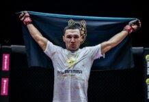 Kairat Akhmetov, ONE Championship: Collision Course II