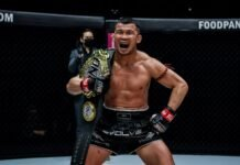Nong-O Gaiyanghadao, ONE Championship: Collision Course