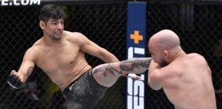 Gabriel Benitez and Justin Jaynes, UFC Vegas 16
