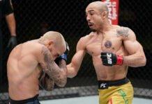UFC Vegas 17 Jose Aldo Marlon Vera