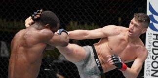 UFC Vegas 17 Stephen Thompson Geoff Neal