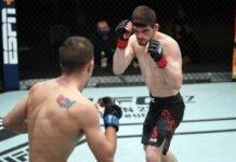 UFC Vegas 17 Jimmy Flick Cody Durden