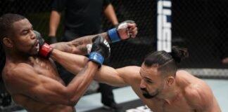 UFC Vegas 17 Khaos Williams Michel Pereira