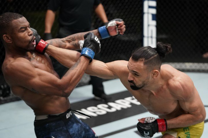 Ufc Vegas 17 Results Michel Pereira Tops Khaos Williams In Close Fight