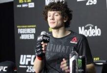 Chase Hooper UFC
