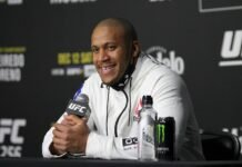 Ciryl Gane UFC 256
