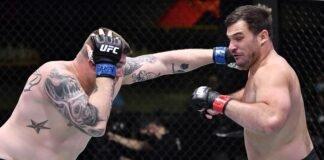 Jake Collier and Gian Villante, UFC Vegas 16