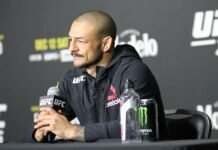 Cub Swanson, UFC 256 Post-Fight