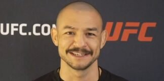 Cub Swanson UFC