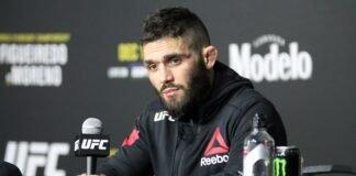 Gavin Tucker UFC 256