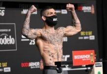 Gavin Tucker UFC