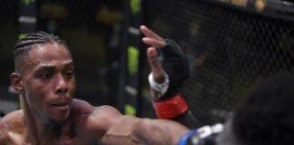 Jamahal Hill and Ovince Saint Preux, UFC Vegas 16