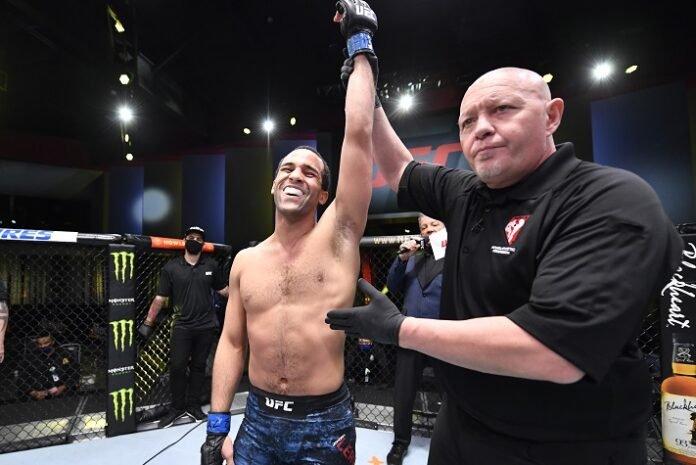 Jordan Leavitt UFC Vegas 16