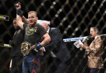 UFC 249 - Justin Gaethje