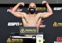 Justin Jaynes UFC