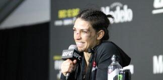 Mackenzie Dern UFC 256