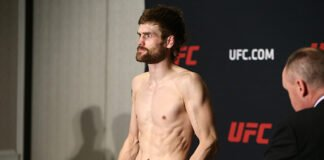 Rick Glenn UFC
