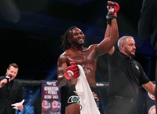Romero Cotton Bellator MMA