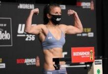 UFC 256 Sam Hughes