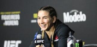 Tecia Torres UFC 256