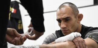 Tony Ferguson UFC 256