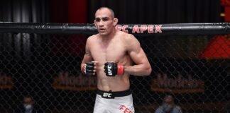 UFC 256 Tony Ferguson