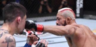 UFC 256 Deiveson Figueiredo vs. Brandon Moreno