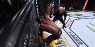 UFC 256 Kevin Holland Jacare Souza