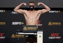 Stephen Thompson UFC Vegas 17