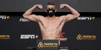 Stephen Thompson UFC Vegas 17