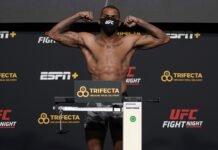 Khaos Williams UFC Vegas 17