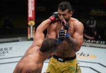 Deron Winn and Antonio Arroyo, UFC Vegas 17