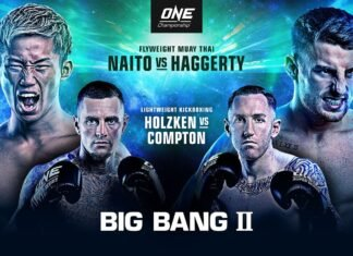 ONE Championship: Big Bang II