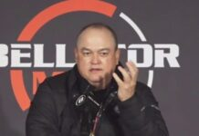 Scott Coker Bellator 254