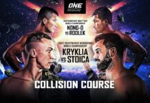 ONE Championship: Collision Course