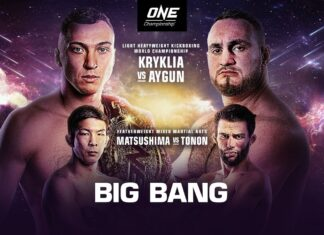 ONE Championship: Big Bang
