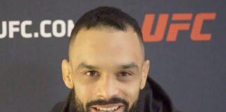 Rob Font UFC Vegas 17