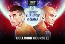 ONE Championship: Collision Course II
