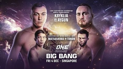 ONE Championship: Big Bang