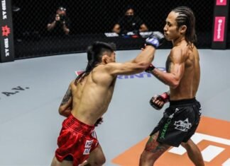 Lito Adiwang and Namiki Kawahara, ONE Championship: Unbreakable